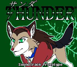 Thunder OST - Main Menu
