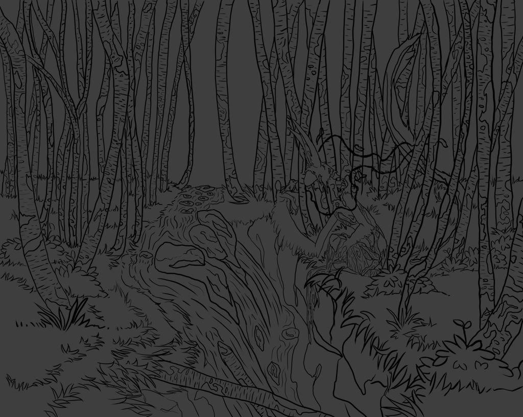 Most recent image: In the Woods