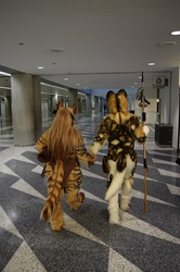 Holding Hands at FC 2015