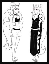 Anzu and Blaise