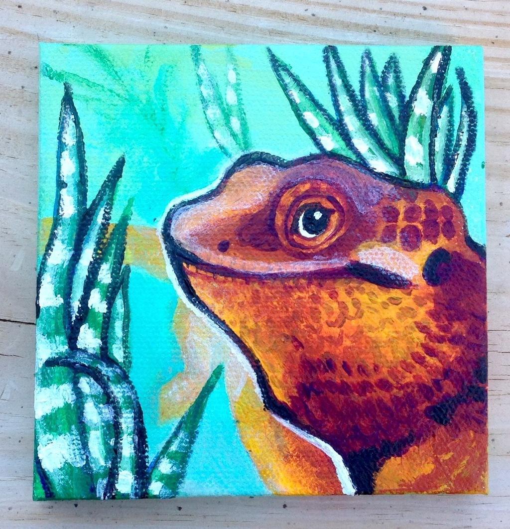 Mini Canvas 1