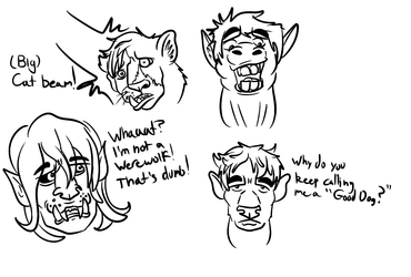 Headshift Doodles