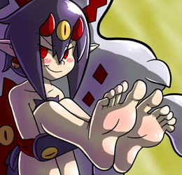 Commission Disgaea Desco