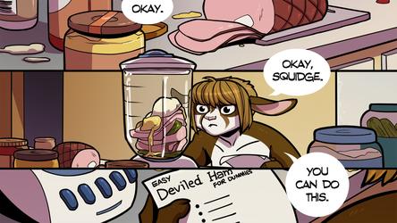 Deviled Ham: Page 001