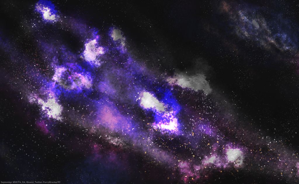 So I Bought Some Space Brushes