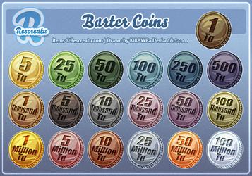 Rescreatu: Barter Coins