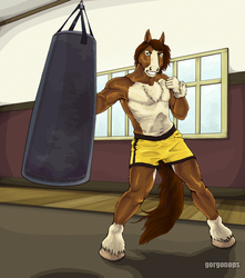 Raleigh (HORSE-PUNCH)