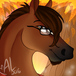 Autumn bolt Icon by ArorixLights