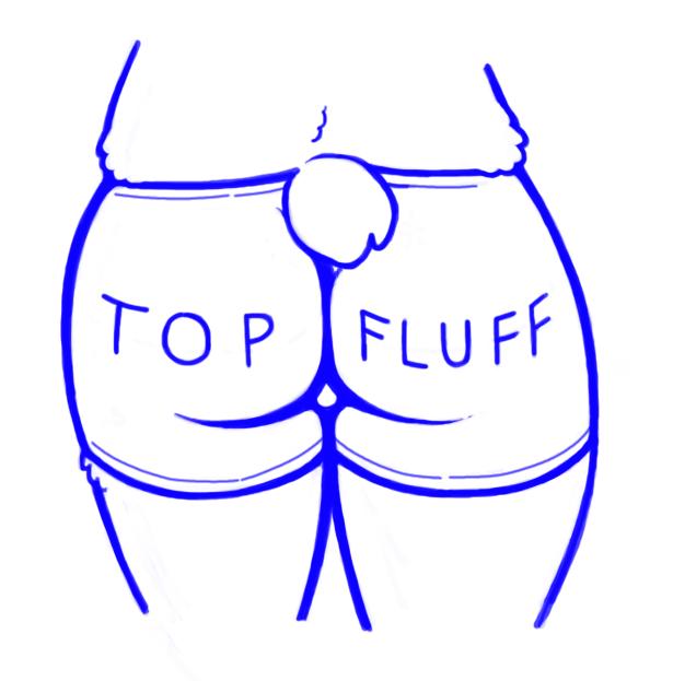 Fluffy Booty