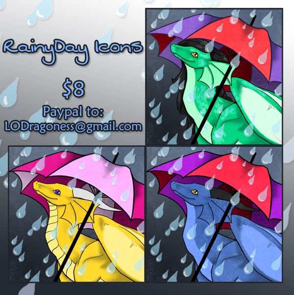 RainyDay Icons