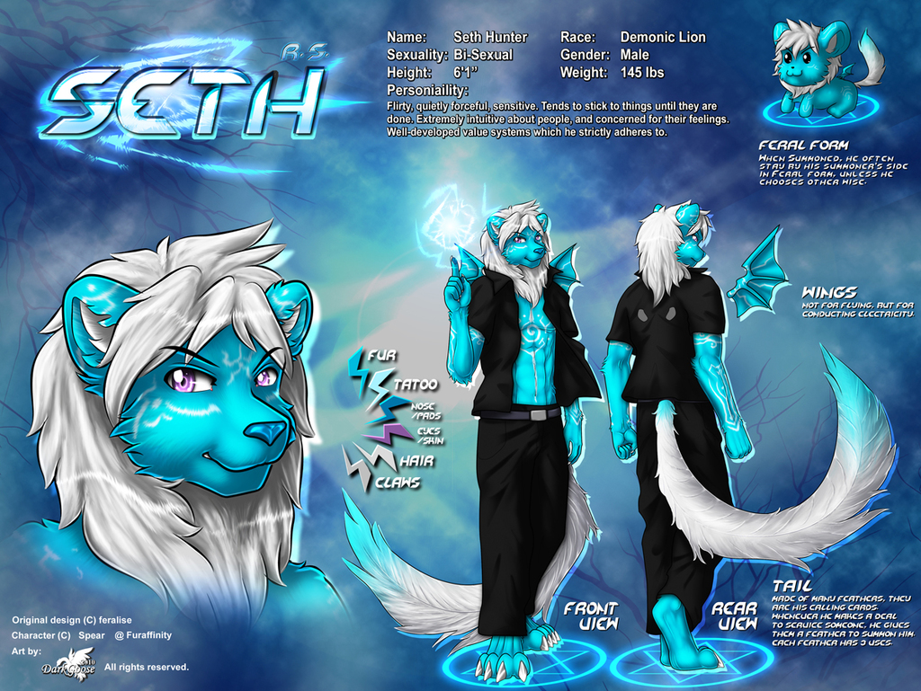 Most recent image: ref68/ Reference: Seth (SFW)