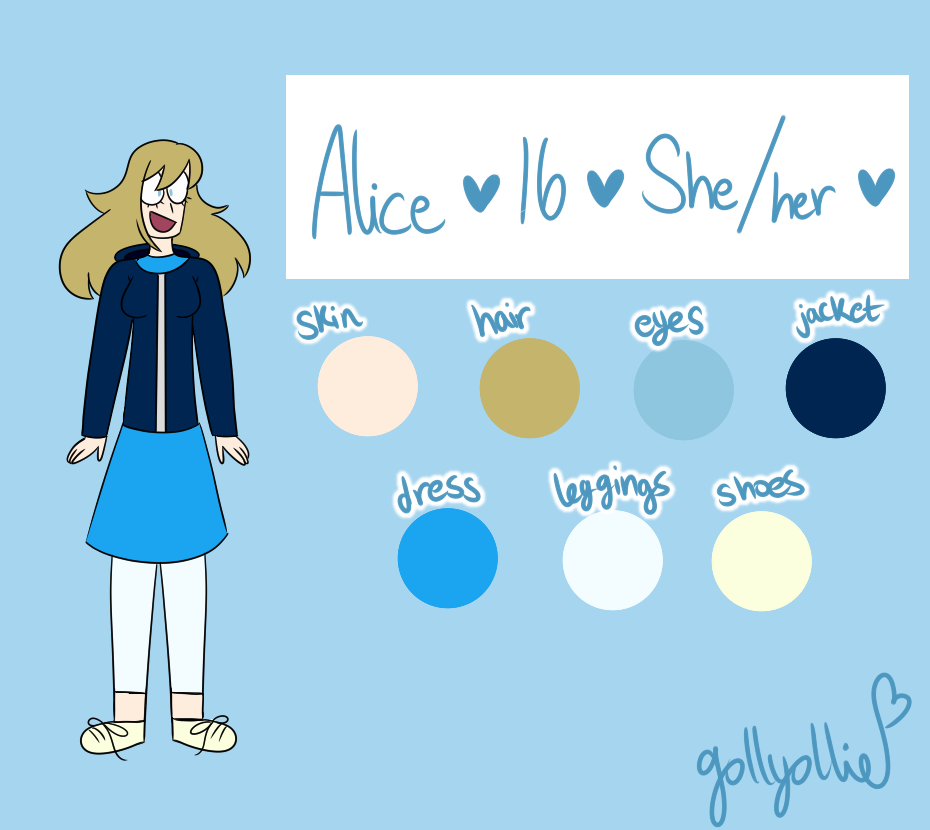 [OC Ref] Alice