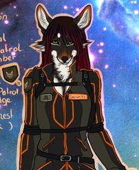 Crew Member : Shiko