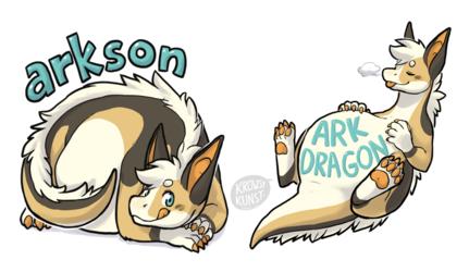 Ark Badges