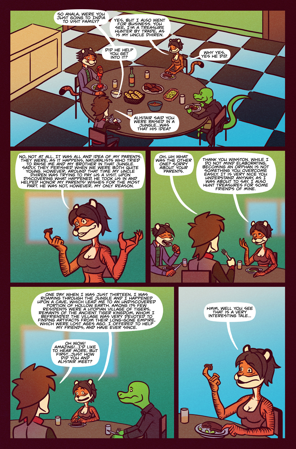 Death Valet Chapter 2 Page 10
