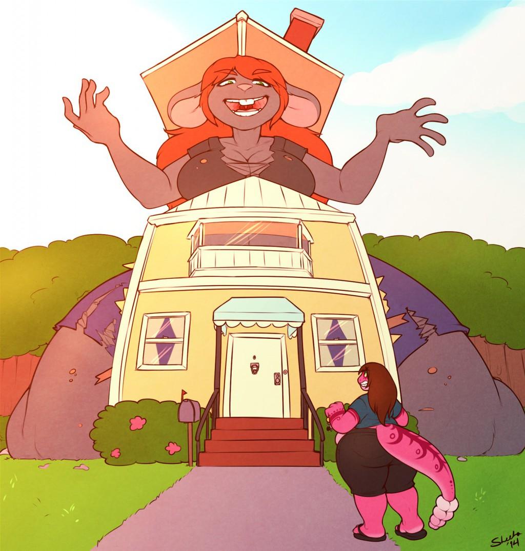 Raising the Roof by Sheela