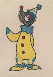 Boo Who the Clown Adopt (OPEN)