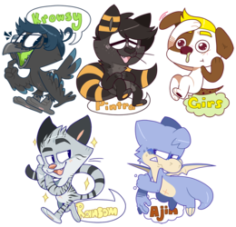 AC 2014 Badges Batch 1