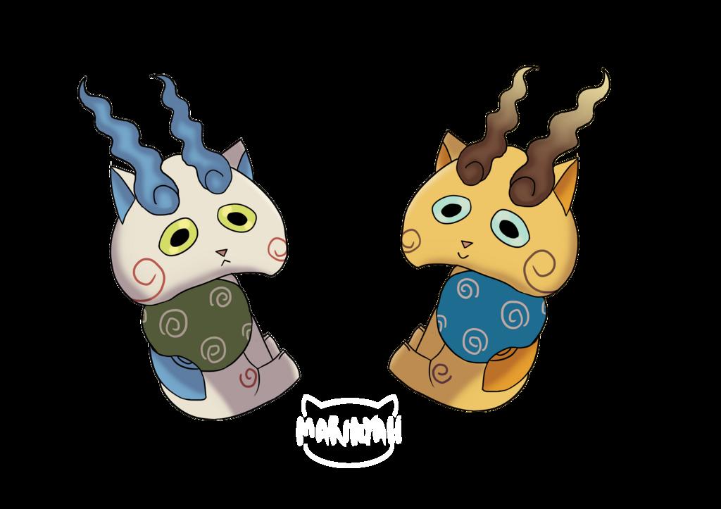 Most recent image: Komasan and Komajiro