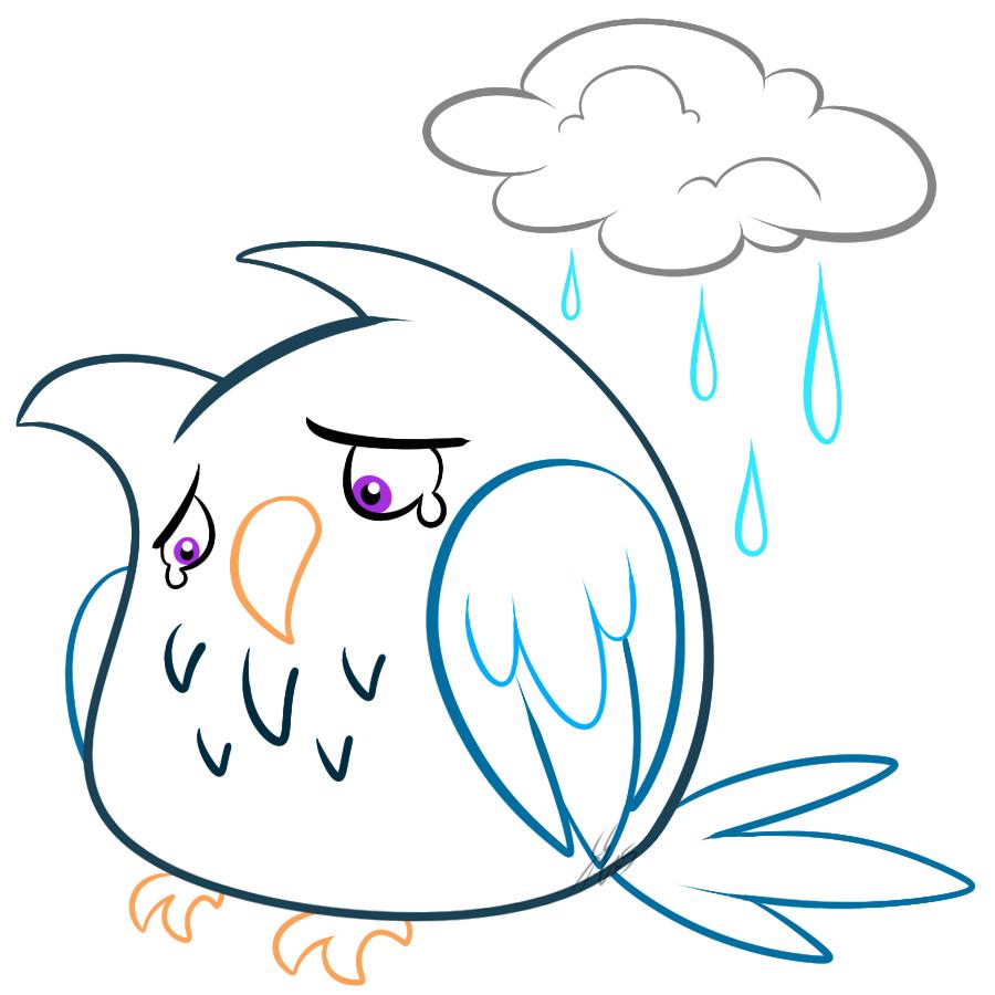 Sad Hoot