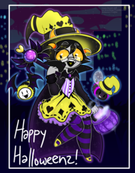 Happy Halloweenz!