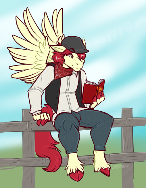 [commission] Reading