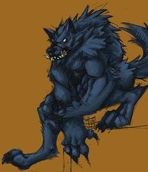 Perchin' Wolf Bro.