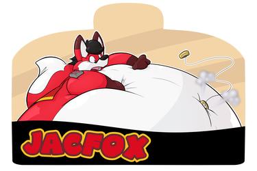 Midwest Furfest 2017 Badges - JacFox