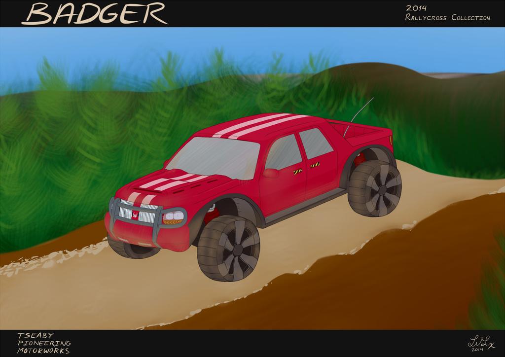2014 Badger