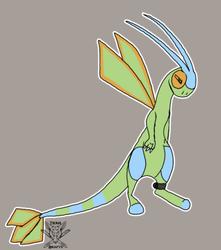 ConceptArt - Flygon OC TBN