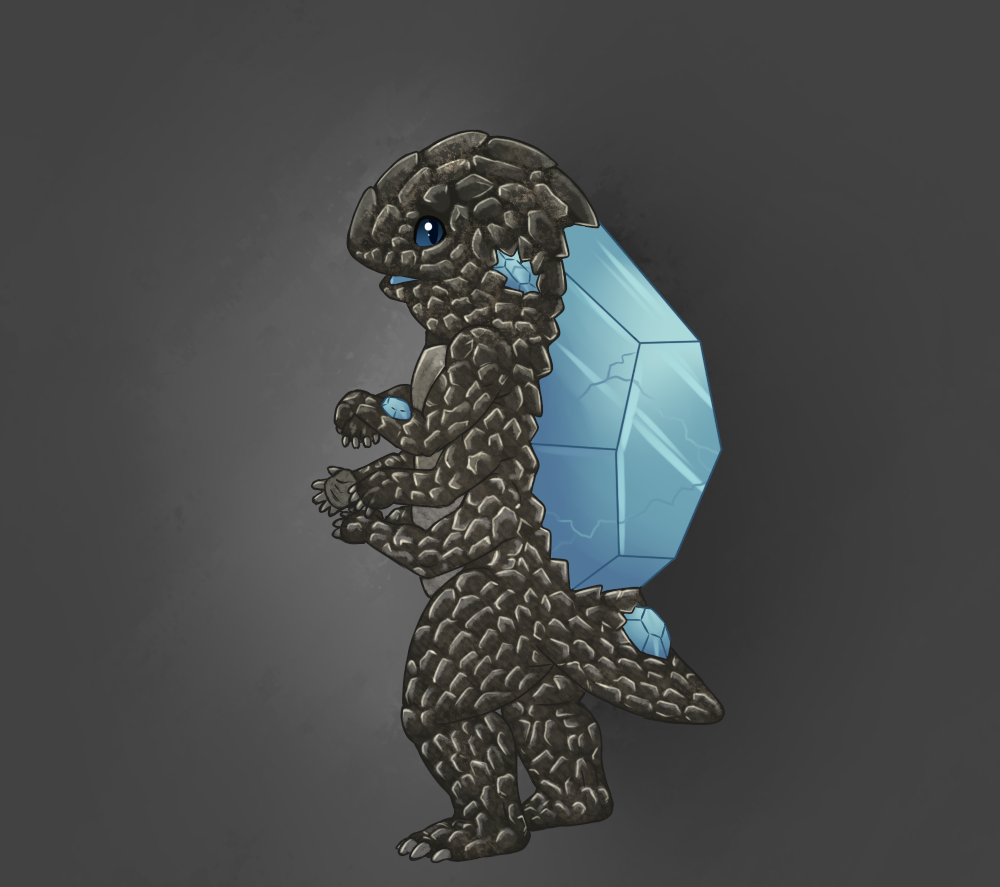 Crystal Boy [Dark Souls]