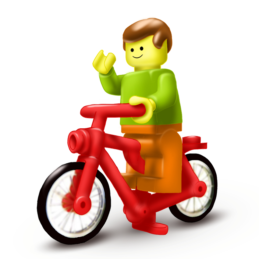 bike trip memorial sticker - summer 2014