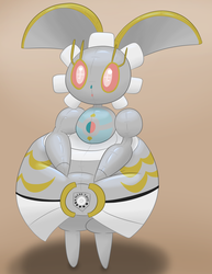 Inflatable Magearna