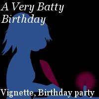 A Very Batty Birthday