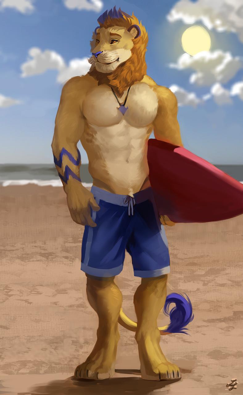 [COM] Surfin Sea Lion