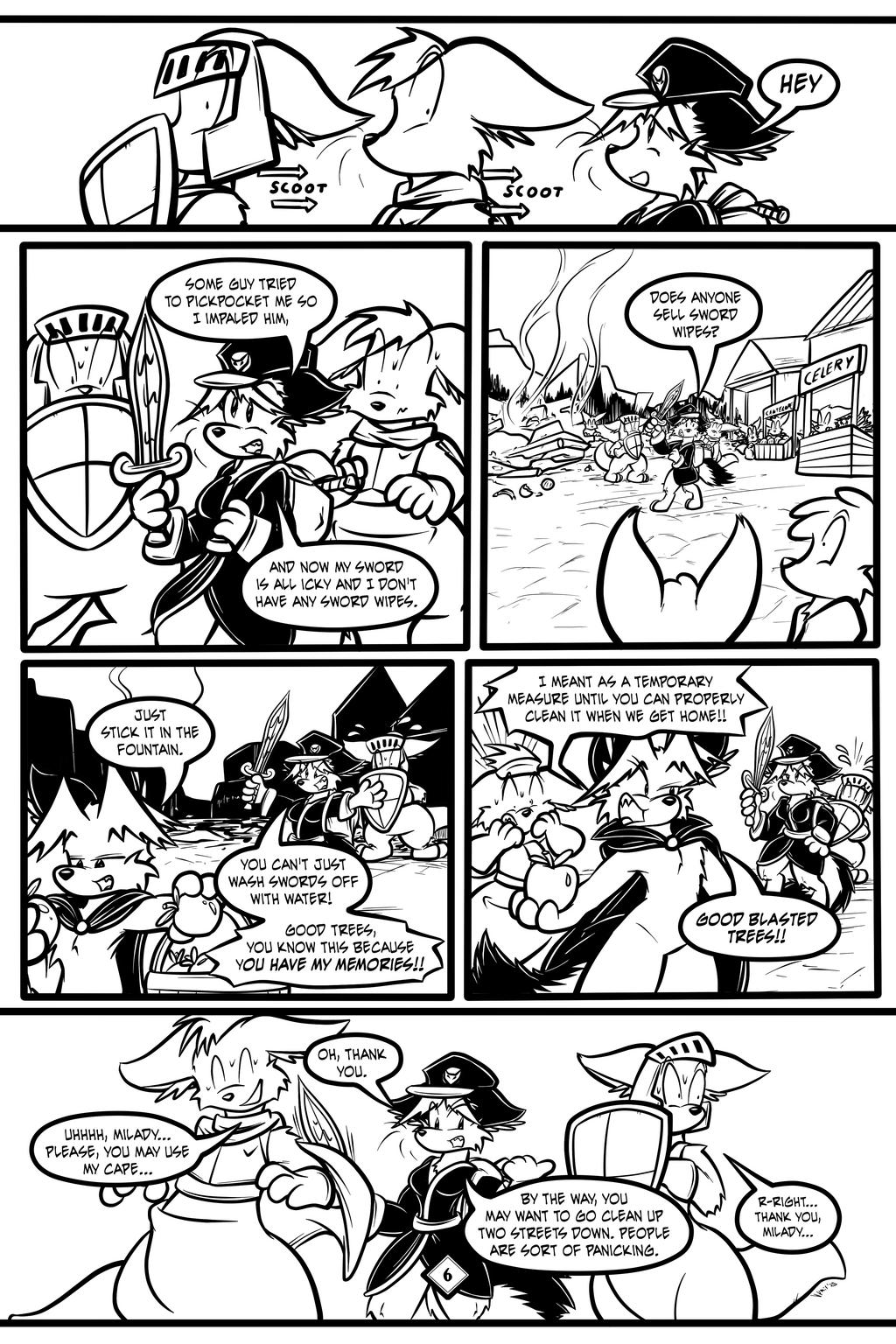 Epidemic, page 6