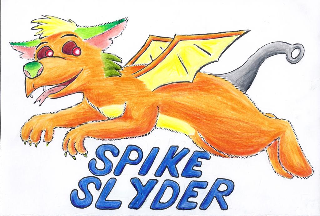 Spike Slyder Badge