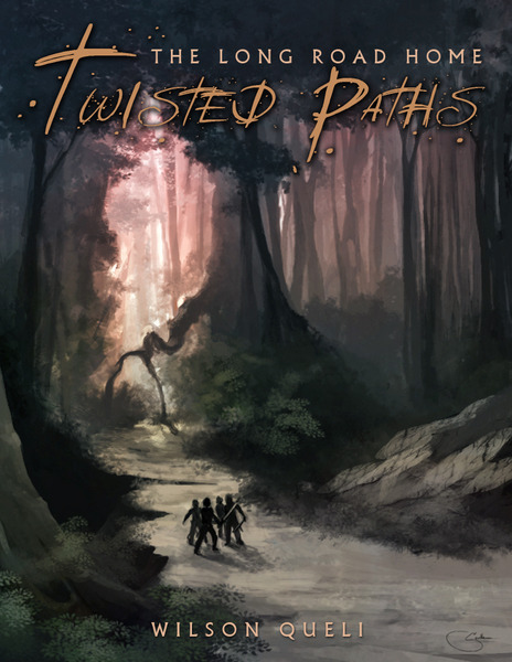 The Long Road Home: Twisted Paths Excerpt