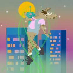 Synthwave Jezebel