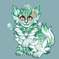 Melon Ramune FrostyPup/Feline (OPEN)