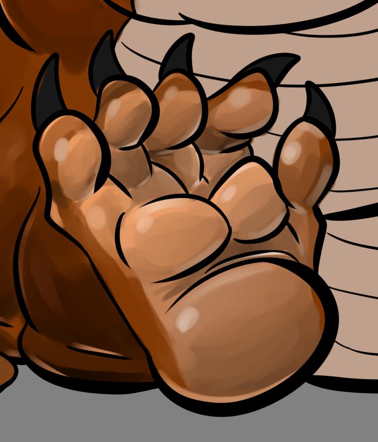 Fat Dragon Paw