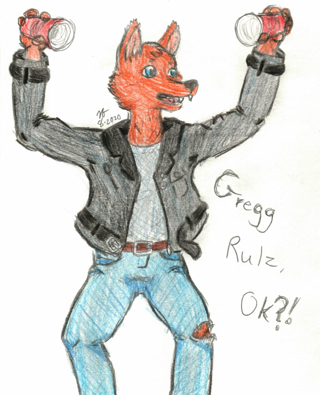 Gregg Rulez