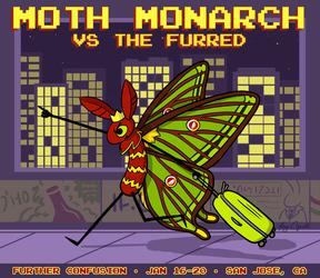 Moth Monarch VS The Furred