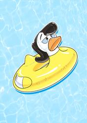 Duckvember #6 Not-Quite-A-Duck