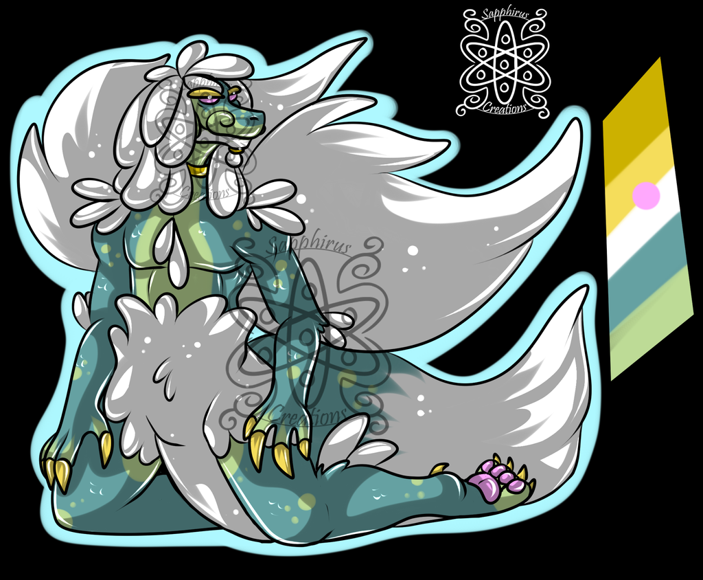 Floofy Male Drampa +Design+ (SOLD)