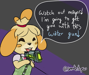 Isabelle NO