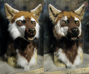 zarkayrin before and after airbrush/ scar