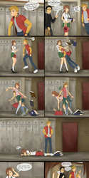 Don't Run in Corridors