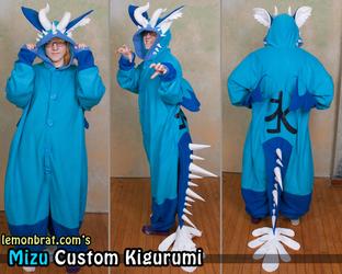 Mizu Custom Kigu!