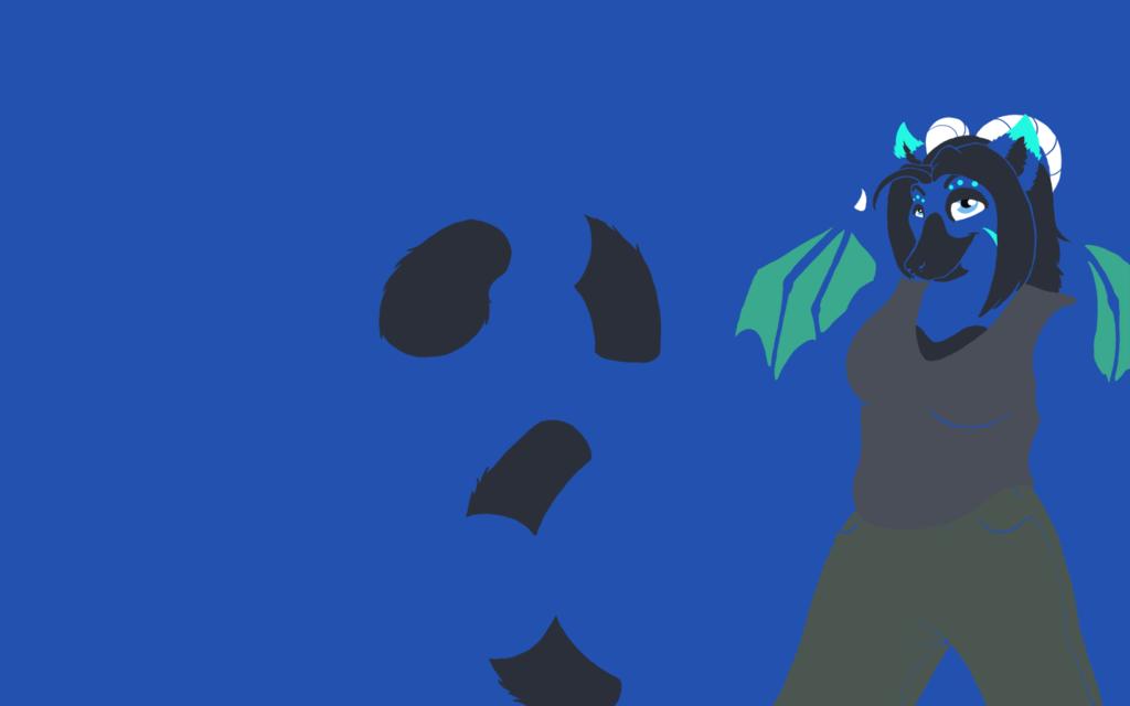 Minimalist Wallpaper for Luna